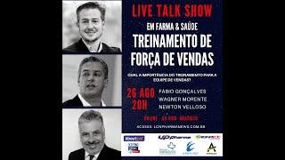 TALK SHOW - 26 AGOSTO 2020 - TREINAMENTO DE FORÇA DE VENDAS