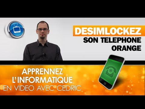 desimlocker un portable orange pour free