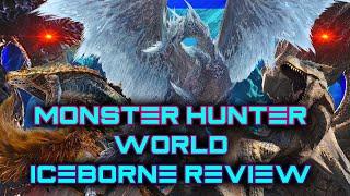 MONSTER HUNTER WORLD ICEBORNE REVIEW   Headsquish