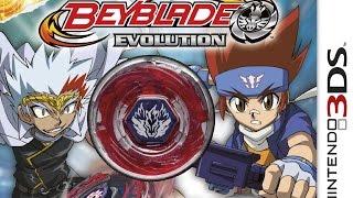Beyblade Evolution Gameplay {Nintendo 3DS} {60 FPS} {1080p}