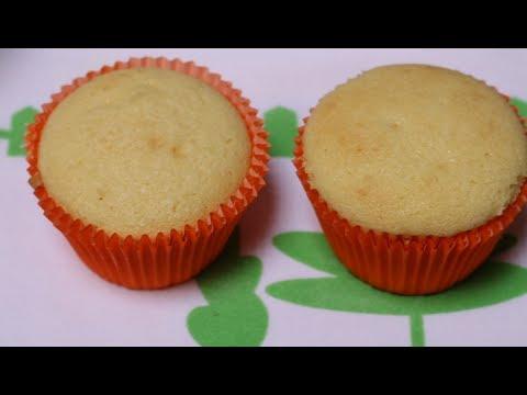 MASSA DE CUP CAKE FÁCIL POR DEBORA DIAS