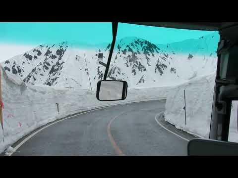 [20190501-05]立山黒部アルペンルート・雪の大谷[2019年5月1日]