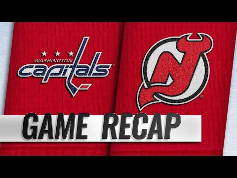 Kinkaid, Palmieri lead Devils to shutout win