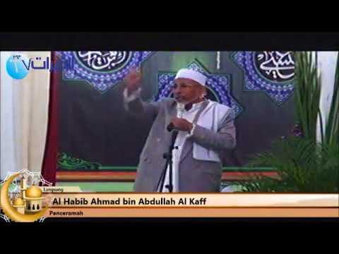 CERAMAH Habib Ahmad Alkaff di MT AlKhoirot , Menyindir Ulama Yang Nyinyir tidak ikut berjuang