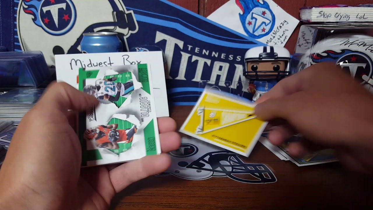 Classics Football Breaks Mail! Check Out Midwest Box Breaks! - YouTube