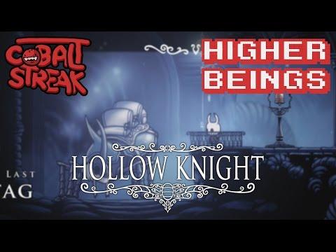 Hollow Knight #01 - Higher Beings - Cobalt Streak