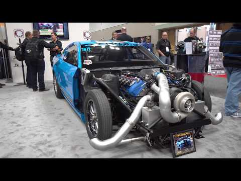 Fastest Shelby GT500 Mustang In the 1/4 mile in the world. HFR | PRI 2017