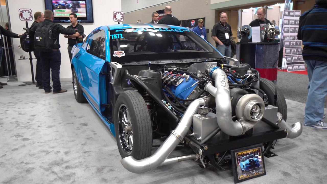 Fastest Shelby Gt500 Mustang In The 1 4 Mile In The World