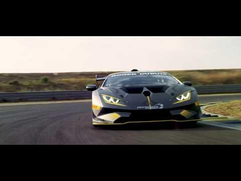 Lamborghini Huracán Super Trofeo EVO: Official Video