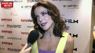 Claudia gerini chats about tulpa & playing marie cecile in the tv mini-series labyrinth, adaptation of kate mosse bestseller. more interviews feder...