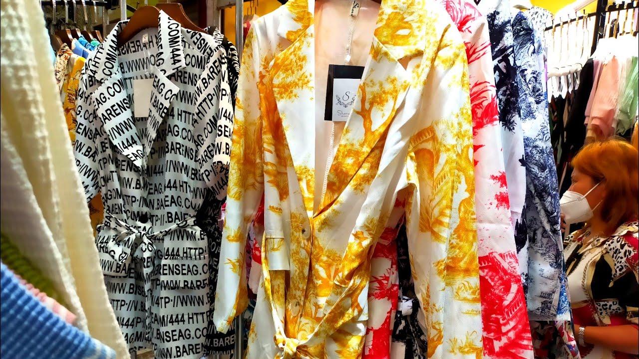 เสื้อผ้าแฟชั่นประตูน้ำราคาส่ง ร้านมารวยNEW Shop Room2 Made To Order
