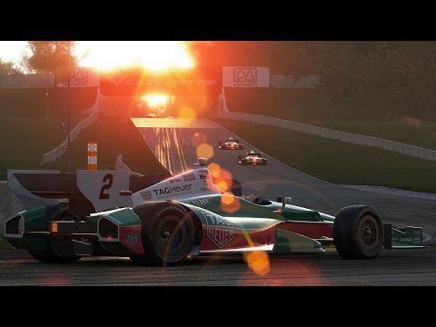 24 Hours of Le Mans with Project Cars