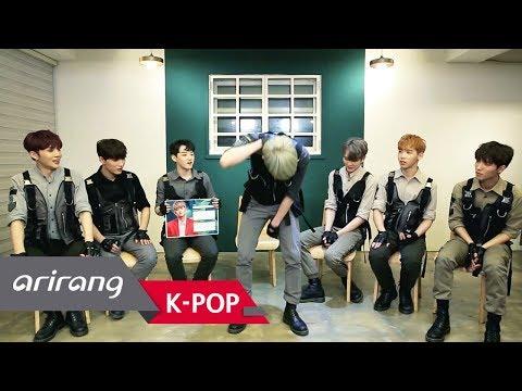 [Pops In Seoul] Spectacle In Spectrum! SPECTRUM(스펙트럼) Members' Self-Introduction