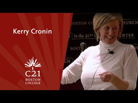 Kerry Cronin - Transition & Level 2 Dating