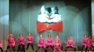 Чёрный котёнок-2011. ЖЕМЧУЖИНКИ.Рязань