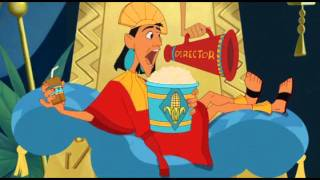 Kronk's New Groove - Kuzco scene (English)