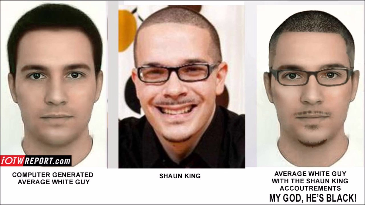 Shaun King identifies as black, but is he white? - YouTube