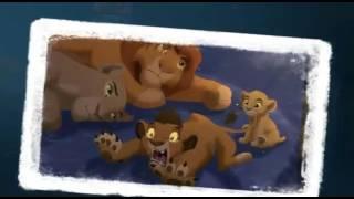 Regele leu- Marea istorie după Simba-- istoria Kiara si Kovu + Kion si Tiifu/ Shani si Chaka