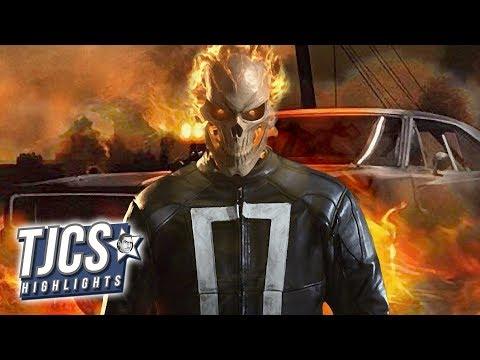 Ghost Rider Hulu Series Canceled