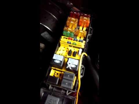 Ford Ranger 40 OHV Cam Position Sensor Test - YouTube