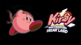 Kirby pesadillas en Dream Land Parte #1