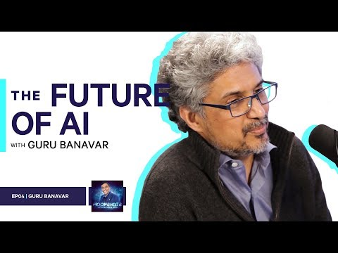 (EP04) Artificial Intelligence: Can It Take Over? | AI Expert Guru Banavar (Moonshots Podcast)