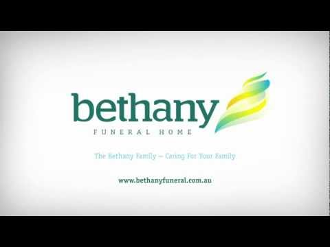 bethany funeral home youtube