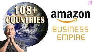 Amazon Business Empire ($900+ Billion) | Jeff Bezos | How big is Amazon?