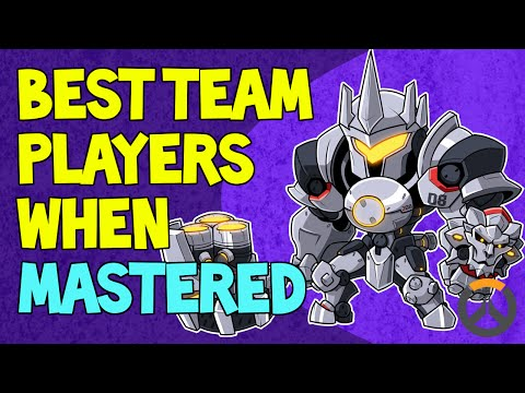 Best Team Players When Mastered!