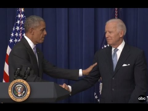Obama: Biden the Finest VP in History