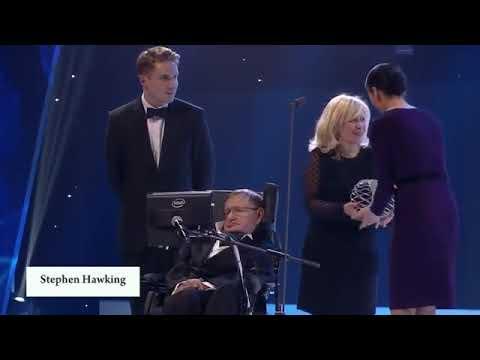 Die Letzten Worte Von Stephen Hawking Youtube