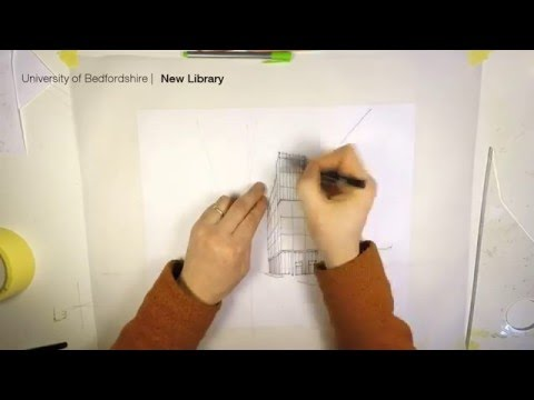University of Bedfordshire | Designing the New Library