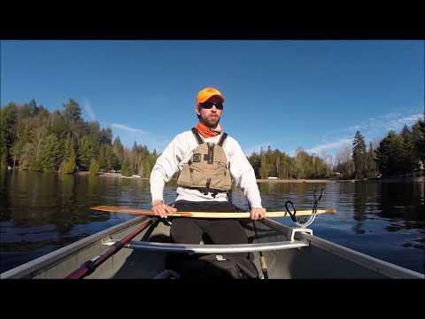 Fishing With Greg Ep. 3 (Canoe Lake)
