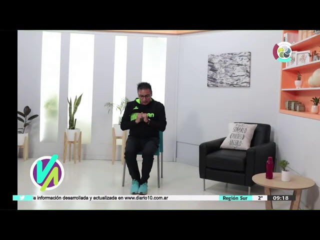 #VidaActiva   Actividad física en casa   15/9/2021