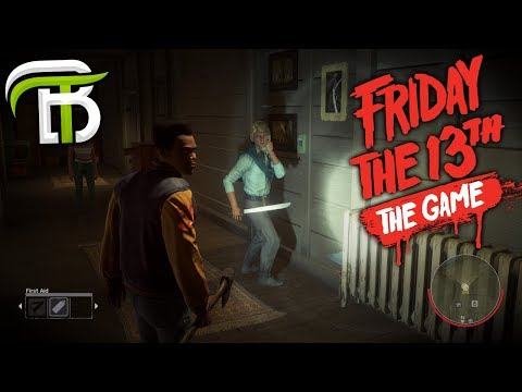 Friday the 13th Game | NEW GLITCH SAVED HIS LIFE