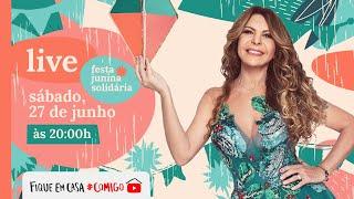 Baixar Elba Ramalho - Festa Junina Solidária para Amigos do Bem #FiqueEmCasa e Cante #Comigo