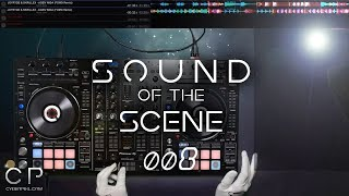 #SOTS - Sound Of The Scene 008 | 🌌 Dark Vibes and an even Darker Guest Mix by SLAYDE 👁