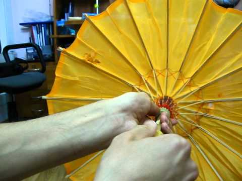 Hand Made Chinese Japanese Umbrella Parasol for Wedding Party