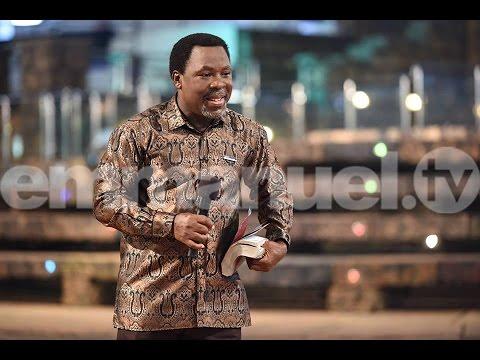 Download SCOAN 10/12/16: The Full Live Saturday Prophetic Service with TB Joshua