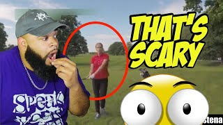 5 Scary Videos You CAN'T Watch BY YOURSELF! - LIVE REACTION