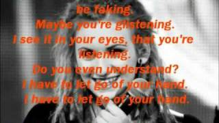 When I Held Ya - Moa Lignell (Lyrics)