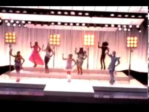 Glee   Bad Romance Full Performance) (Official Music Video)  HD