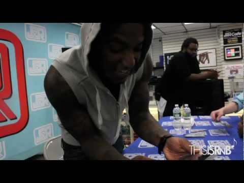 """Lloyd """"King Of Hearts"""" Release Day In-Store @ J&R Music (NYC)"""