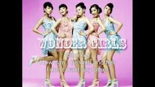 Wonder Girls Nobody (English Full) (Subs)