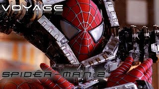 Spider-Man & Doc Ock's First Encounter | Spider-Man 2 | Voyage