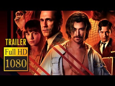 🎥 BAD TIMES AT THE EL ROYALE (2018) | Full Movie Trailer | Full HD | 1080p Mp3