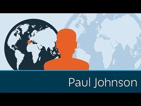 Paul Johnson: Prager University
