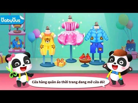 Thời Trang Gấu Trúc Panda   Cửa Hàng May Quần áo, Giày Dép Thời Trang Của Gấu Trúc Panda