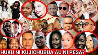 List ya Wasanii walio Jichubua?/Diamond, Ray kigosi,Harmonize,Rich Mavoko,Youngkiller Je ni Kweli?