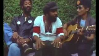 Soul Syndicates Band George 'Fully' Fullwood, Tony Chin And Carlton 'Santa' Davis